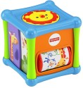 Fisher-Price Growing Baby Animal Activity Cube - Multicolor