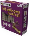 Sparky & Bright Secret Lab Of Wooden Machines - The Awesome Catapult - Purple