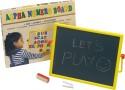 Zephyr Alpha Numero Board: Learning Toy