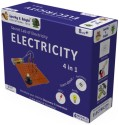 Sparky & Bright Secret Lab Of Electricity - 4 In 1 - Blue