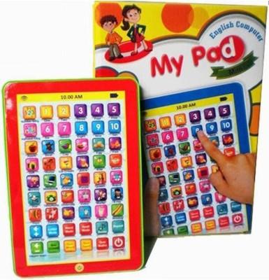 99DOTCOM Learning & Educational Toys 99DOTCOM PraSid Mini My Pad English FOR KIDS