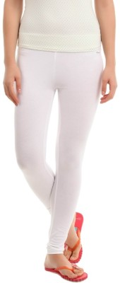 Weaves Suvasthra Weaves Women's Leggings (White)