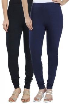 Generation New Women's Leggings Pack Of 2 - LJGE7QTRQBCSYXYC