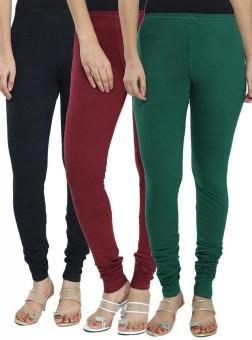 Generation New Women's Leggings Pack Of 3 - LJGE7N6FYNUAYFGN