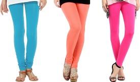 Nikita Cotton Women's Leggings Pack Of 3