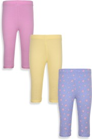 Mothercare Blue, Yellow, Pink Leggings