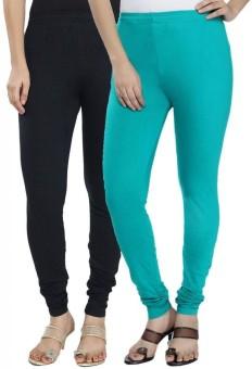 Generation New Women's Leggings Pack Of 2