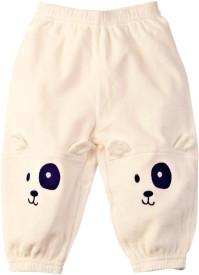 Mom & Me Baby Girl's White Leggings