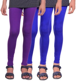 Madona Girl's Multicolor Leggings