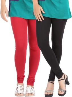 Be-Style Women's Leggings Pack Of 2