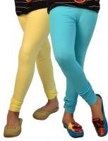 TSG My Kid Baby Girl's Leggings - Pack Of 2 - LJGDWZX5FYV3HMWD