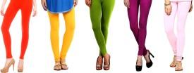Nikita Cotton Women's Leggings Pack Of 5 - LJGE5GZ6HBHAS4SQ