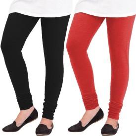 Sabhya Sakshi Women's Leggings Pack Of 2