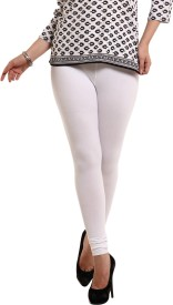 Indiwagon Women's White Leggings