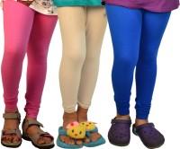 TSG My Kid Baby Girl's Leggings - Pack Of 3 - LJGDWZX5GHGUHG7B