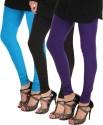 Itnol International Women's Leggings - Pack Of 3