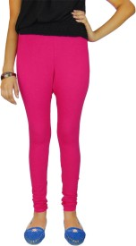B VOS Girl's Pink Leggings