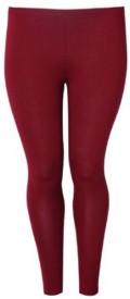 Radhey Shyam Empire Girl's Brown Leggings