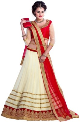 Krisha Enterprise Embroidered Women's Lehenga Choli