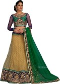 Panth Design Self Design, Embellished, Embroidered Women's Lehenga, Choli and Dupatta Set