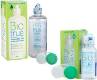 Bausch & Lomb Bio True 300ml + 60ml Multi-purpose Solution (360 Ml)