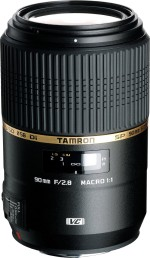 Tamron SP 90 mm Macro F/2.8 Di VC USD
