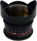 Samyang 8MM Fisheye T3.8 VDSLR Canon CSII