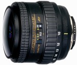 Tokina AF 10 17 mm f/3.5 4.5 AT X 107 AF DX NH Fisheye for Nikon SLR