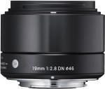 Sigma 19mm F/2.8 DN Micro Art For Sony E Cameras