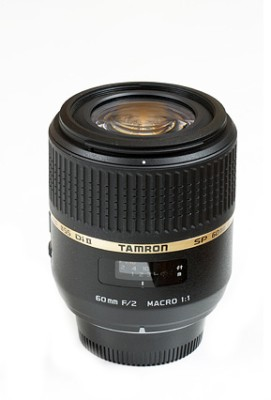 Buy Tamron SP 60 mm F/2.0 Di II 1:1 Macro for Canon Digital SLR Lens: Lens
