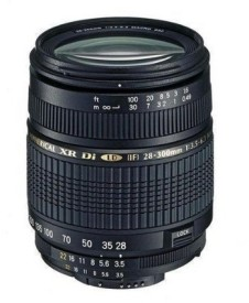 Tamron AF 28 -300 mm F/3.5-6.3 XR Di VC LD Aspherical (IF) Macro for Canon Digital SLR Lens