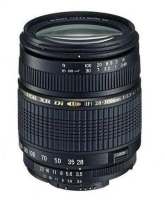 Tamron AF 28 300 mm F/3.5 6.3 XR Di VC LD Aspherical Macro for Canon Digital SLR