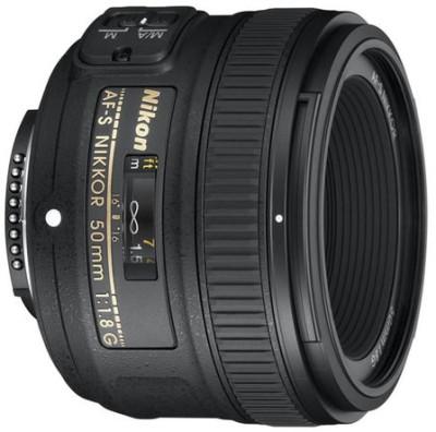 Nikon AF-S NIKKOR 50mm f/1.8G Lens Image