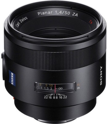 Sony Planar T 50mm f/1.4  Lens