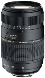 Tamron AF 70 300 mm F/4 5.6 Di LD Macro for Nikon Digital SLR