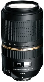 Tamron SP AF 70 300 mm F/4 5 6 Di VC USD for Canon Digital SLR
