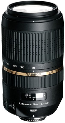 Buy Tamron SP AF 70 - 300 mm F/4-5-6 Di VC USD for Canon Digital SLR Lens: Lens