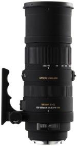 Sigma 150 500 mm F5 6.3 DG HSM for Canon Digital SLR