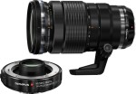 Olympus 40 150 mm, f/2.8 Pro + Tele Converter Verter x1.4