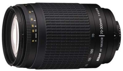 Buy Nikon AF Zoom-Nikkor 70 - 300 mm f/4-5.6G Lens: Lens
