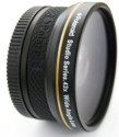 Polaroid .43X Hd Wide Angle Lens 52Mm  Lens (Black)