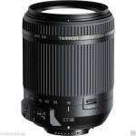 Tamron B018 18 200 mm F/3.5 6.3 Di II VC For Canon DSLR Camera