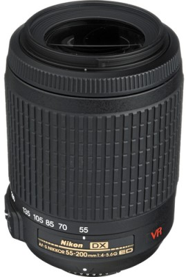 Buy Nikon AF-S DX VR Zoom-Nikkor 55 - 200 mm f/4-5.6G IF-ED Lens: Lens