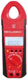 ES400 Ac Clamp Multimeter