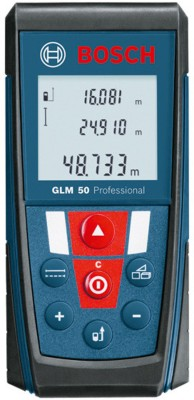 GLM 50 Laser Distance Measurement Device