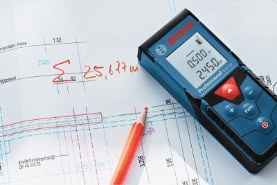 GLM 40 Measuring Device