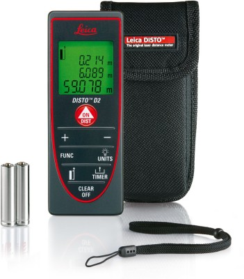 D2 Laser Distance Measurer
