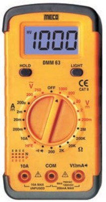 DMM63 Digital Multimeter