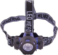 Smiledrive High Power Zoom Wearable Adverture Gear LED Headlamp (Multicolor)