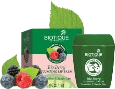 Buy Biotique Bio Berry Plumping Lip Balm: Lip Balm
